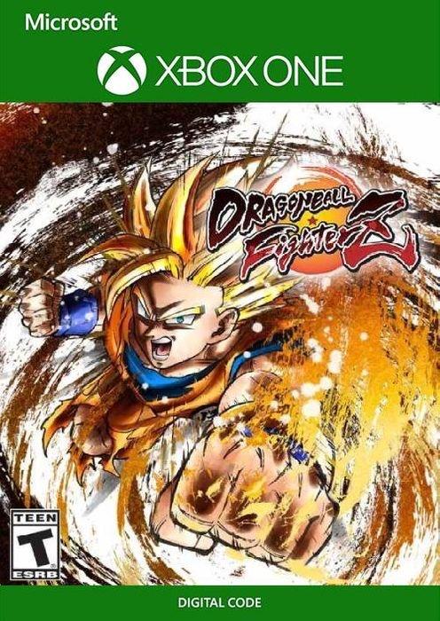 Dragon Ball FighterZ sur Xbox One (Dématérialisé)
