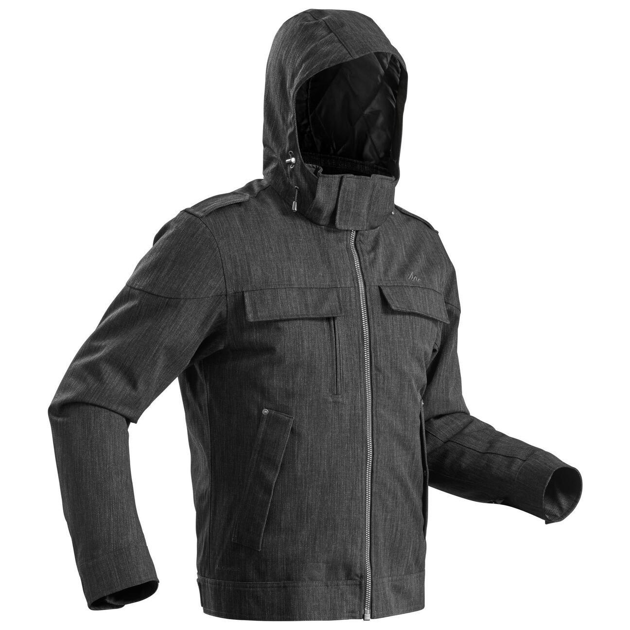 Veste chaude imperméable de randonnée neige Quechua SH500 X-Warm pour Homme - Tailles XL & 2XL