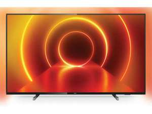 """TV 70"""" Philips 70PUS7855 (2020) - 4K, LED, HDR10+ / HLG, Dolby Vision & Atmos, Ambilight 3 côtés, Smart TV"""
