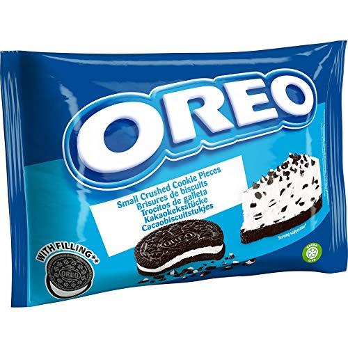 Paquet de biscuits Oreo Eclats de biscuits avec crème (400g)