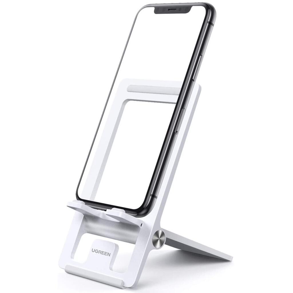 "Support Smartphone Ugreen - Pliable, Angle réglable, 4.7"" à 7.9"" (Vendeur tiers)"