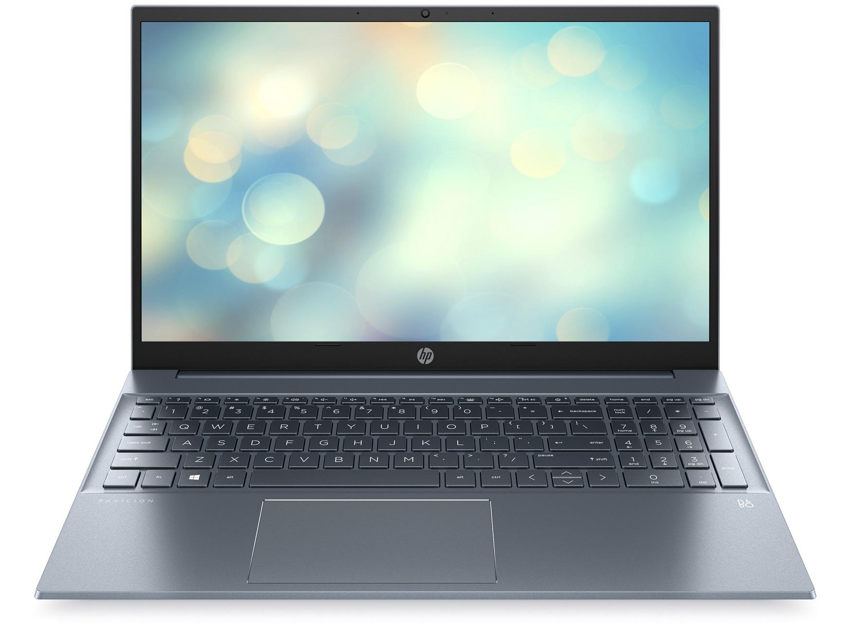 """PC portable 15.6"""" full HD HP Pavilion 15-eh0003nf - Ryzen 7 4700U, 16 Go de RAM, 1 To en SSD, Windows 10"""