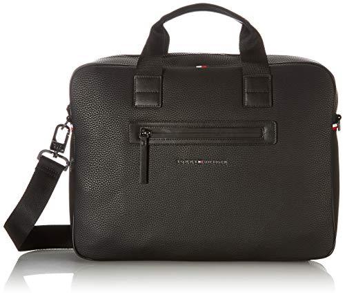 Saccoche d'ordinateur Tommy Hilfiger Essential PU - en simili-cuir (67.24€ via PROMO5)
