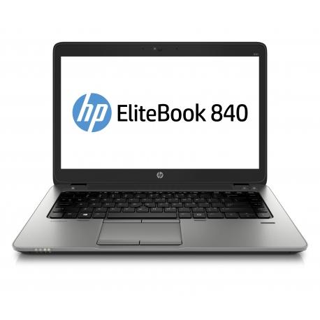 """PC Portable 14"""" HP EliteBook 840 G1 - i5-4200U, 8 Go, 240 Go SSD - Reconditionné"""