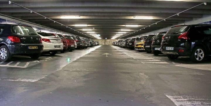 Parking souterrain gratuit vendredi 21 et samedi 22 - Pau (64)