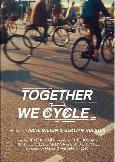 Film Together We Cycle en VOD (Dématérialisé, Anglais)
