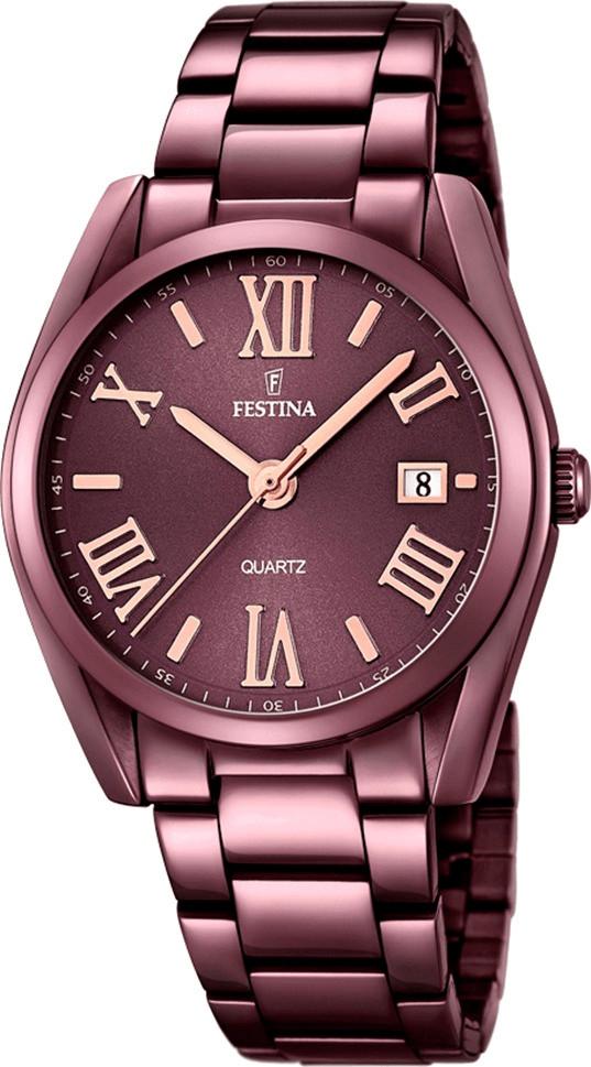 Montre analogique Festina F16865 - bracelet en acier inox (vendeur tiers)