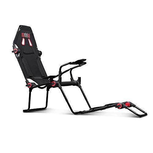Chaise de gaming Next Level Racing Racing F-GT Lite Cockpit - noir