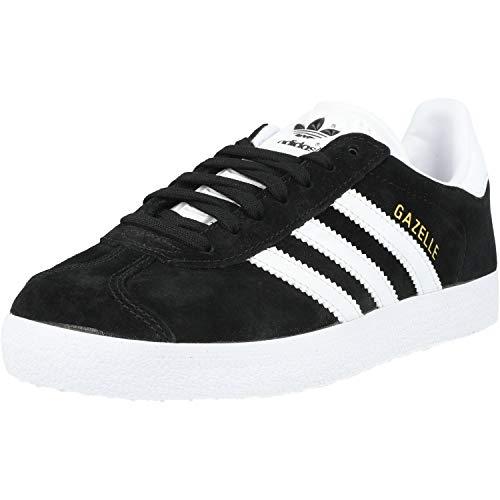 Paire de baskets Adidas Gazelle pour Homme - Noir, Diverses tailles