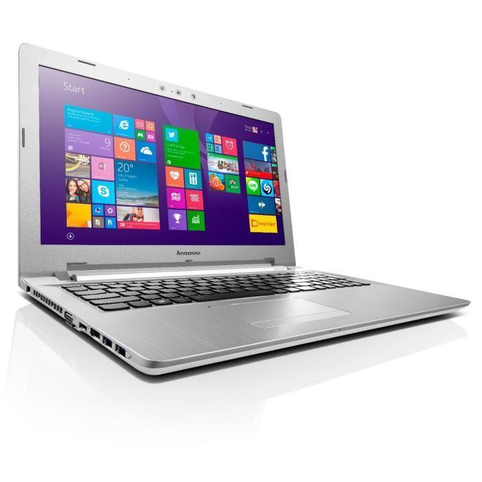 "PC Portable 15.6"" Full HD Lenovo Z51-70 (i5-5200U, 4 Go Ram, 1 To HDD, AMD R7 M360) (+48.99€ en 2 bons d'achat)"