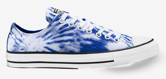 Chaussures converse Chuck Taylor All Star - Bleu/Print (du 40 au 45)
