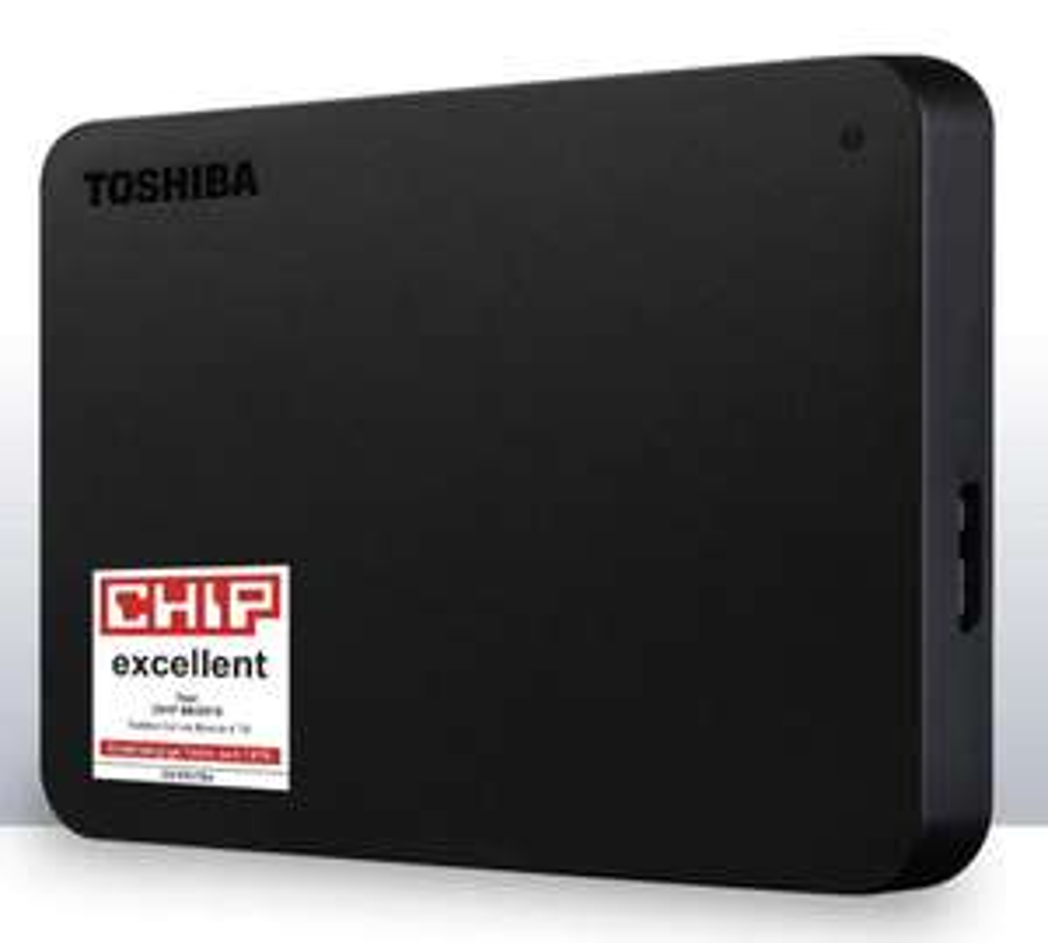 Disque dur externe 2.5'' Toshiba - 4To