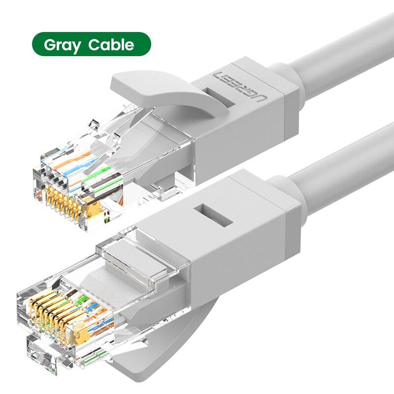 [Nouveaux Clients] Câble Ethernet RJ45 Cat 6 Ugreen - 1m (& 0.02€ en 2m)