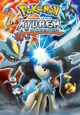 Pokémon, le film : Kyurem VS la Lame de la Justice Visionnable Gratuitement en Streaming (Dématérialisé)