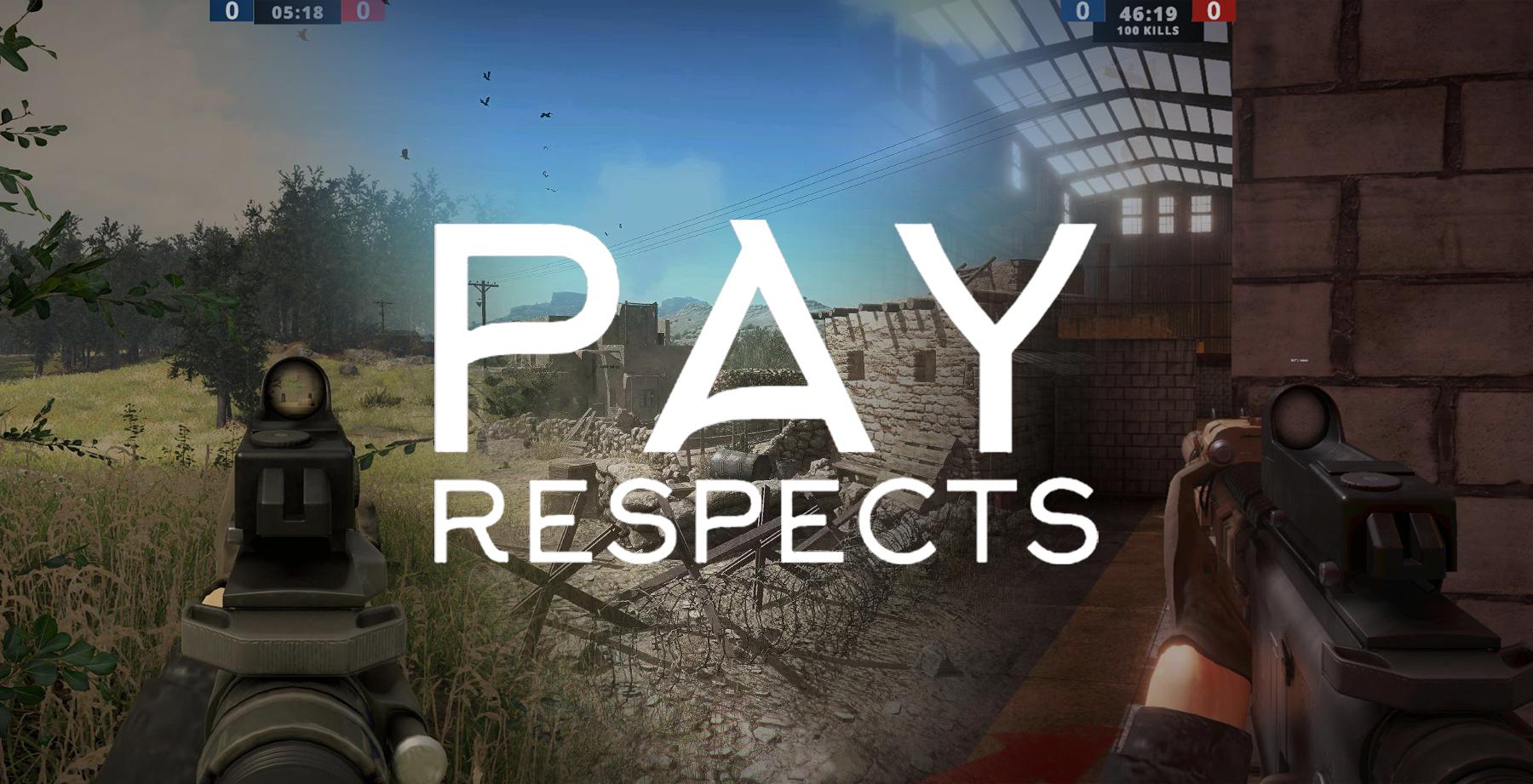 Jeu Pay Respects gratuit sur PC (Dématérialisé - DRM-Free)