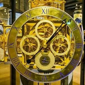 Entrée gratuite au Musée de l'Horlogerie de Saint-Nicolas d'Aliermont (76)