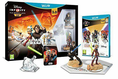 Pack de démarrage Disney Infinity 3.0 Star Wars sur Nintendo Wii U