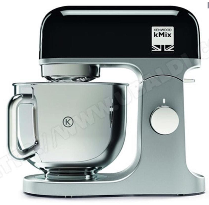 Robot pâtissier multifonction Kenwood KMix KMX750BK - 1000 W, 5l