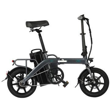 Vélo électrique Fiido L3 - 48V, 350W, 23.2Ah