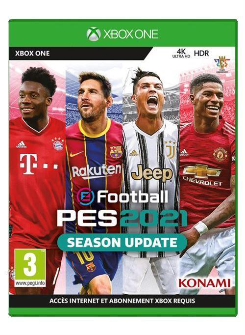 eFootball PES 2021 Season Update sur Xbox One et PS4 - Balma-Gramont (31)