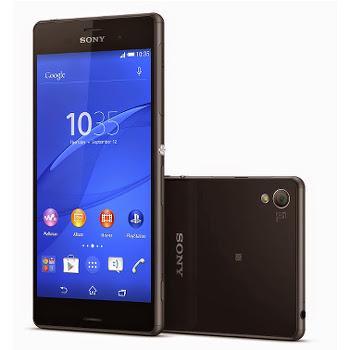 "Smartphone 5.2"" Sony Xperia Z3 + Casque bluetooth SBH20 Blanc"