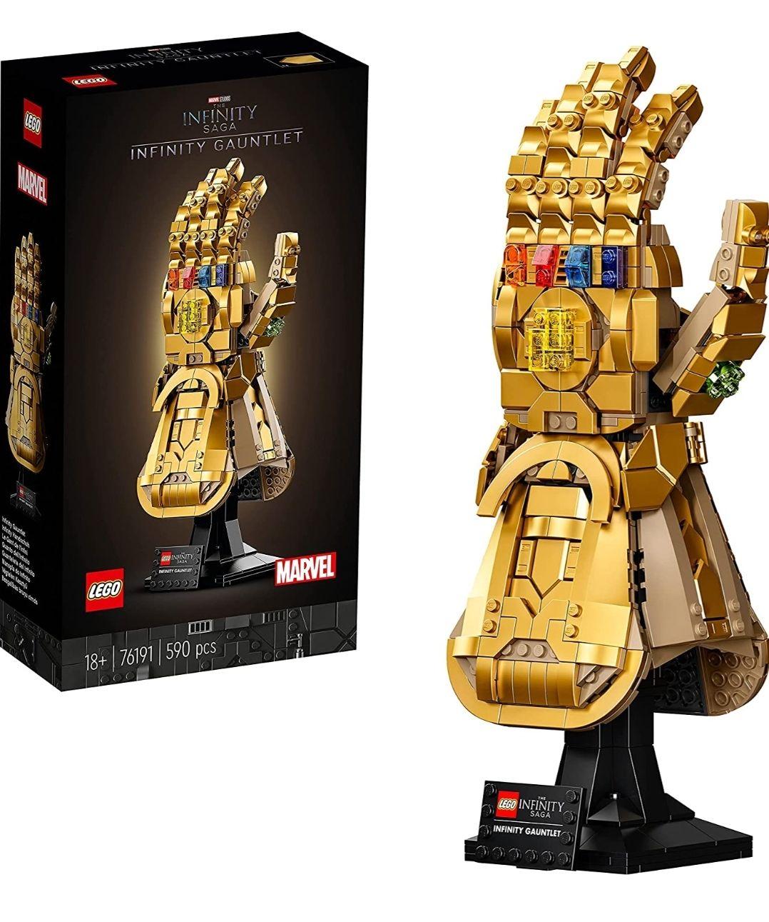 [Pré-commande] Jeu de construction Lego Marvel Gant de l'Infini (76191)