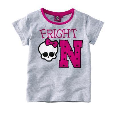 Sélection de T-shirts en promotion - Ex : Tee shirt manches courtes Monster High