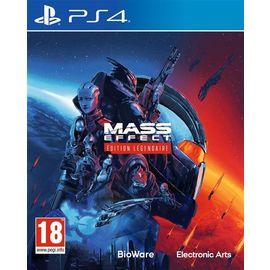 Précommande : Jeu Mass Effect Édition légendaire sur PS4