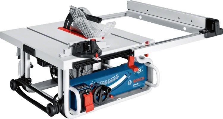 Scie sur table Bosch Professionnal GTS 10 J