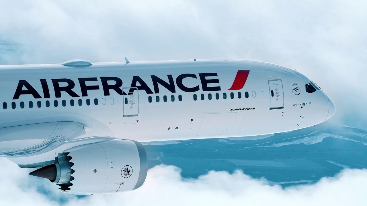 Sélection de vols Air France en A/R directs - Ex : Paris (CDG) - San Francisco (SFO) du 23/08 au 02/09 2021