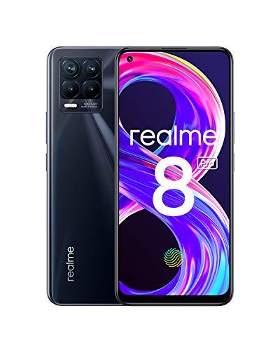 """Smartphone 6.4"""" Realme 8 Pro Black - 8 Go RAM, 128 Go"""