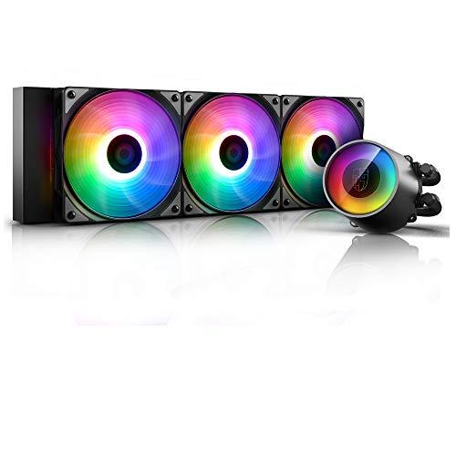 Kit Watercooling AIO Deepcool Castle 360 RGB V2