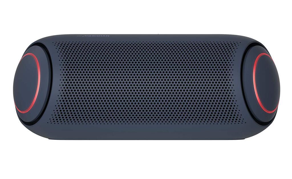 Enceinte sans fil portable LG XBoom Go PL7 - Bluetooth 5.0, 24H, IPX5, USB-C, RGB