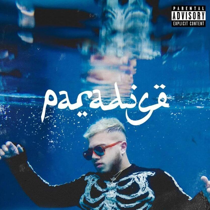 CD Album Paradise - Hamza