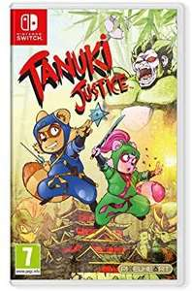 Jeu Tanuki Justice sur Nintendo Switch