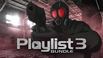 Playlist Bundle 3- Pack de 10 jeux (dématerialisés - steam)