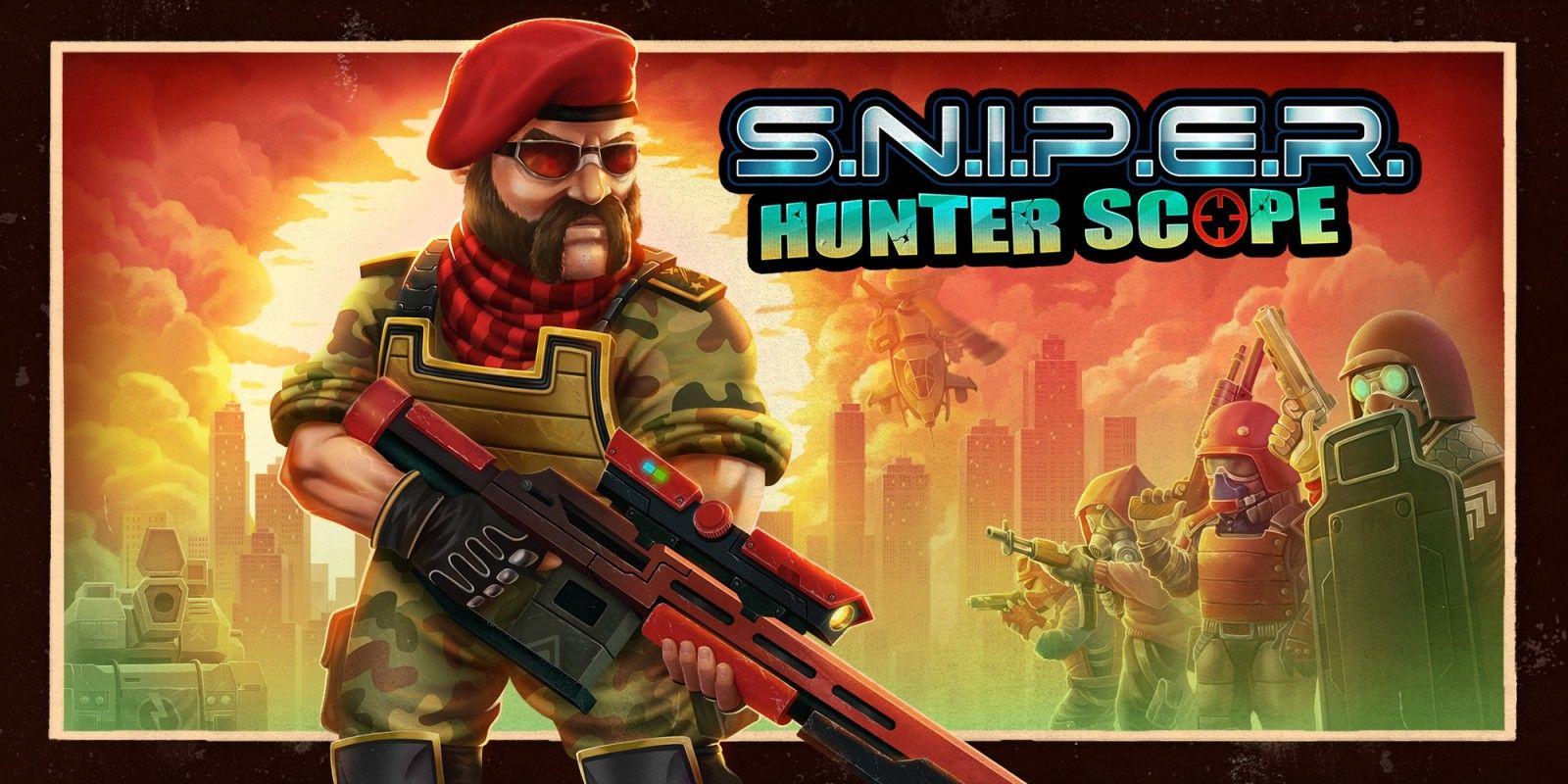 S.N.I.P.E.R. - Hunter Scope sur Nintendo Switch (Dématérialisé)
