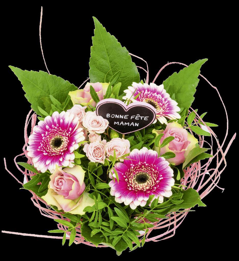 Bouquet fête des mères (Compositions assorties)