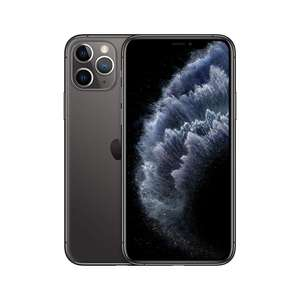 """Smartphone 5.8"""" Apple iPhone 11 Pro - Full HD+, A13, 4 Go RAM, 64 Go (Version 256 Go à 641,84€ - Frontaliers Suisse)"""