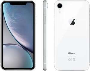 """Smartphone 6.1"""" Apple iPhone XR - A12, 64Go, Blanc (Frontaliers Suisse)"""