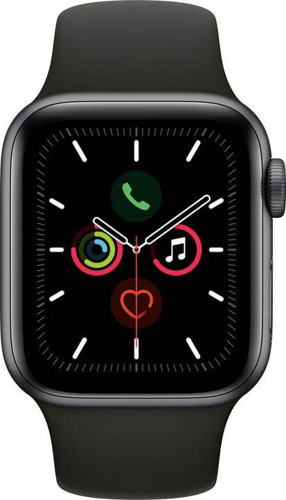 Sélections de montres Apple Watch Series 5 en promotion - Ex: Apple Watch Series 5 40mm (Noir ou Blanche) - (Frontaliers Suisse)