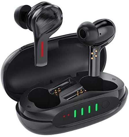 Écouteurs sans fil Aikela - ANC, Bluetooth 5.0 (Via coupon - Vendeur tiers)