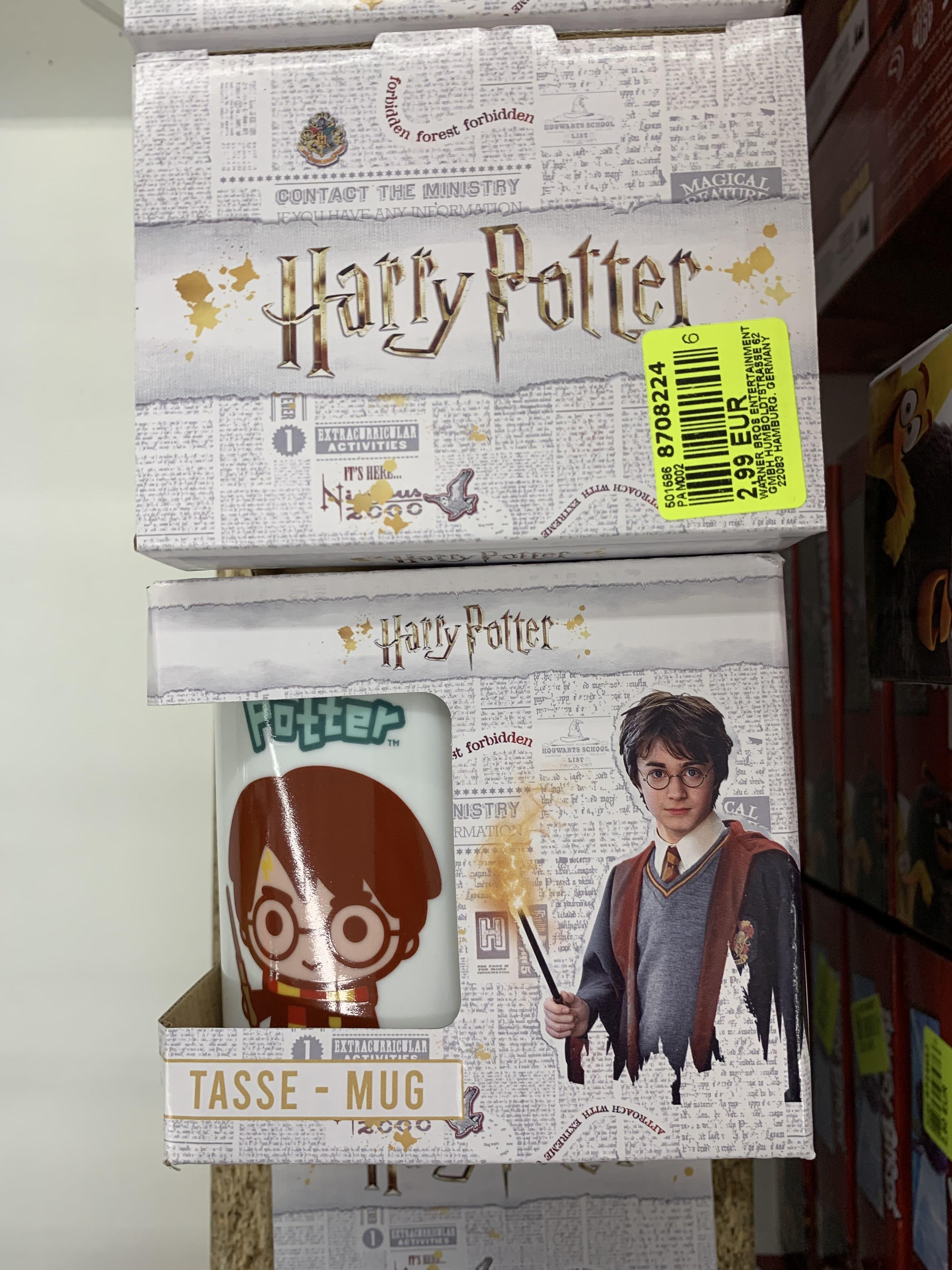 Mug Harry Potter - Neuves-Maisons (54)