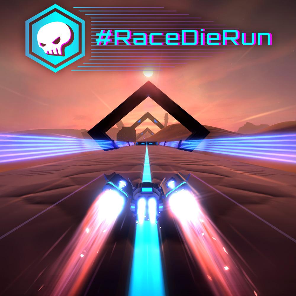 #RaceDieRun sur Nintendo Switch (Dématérialisé)