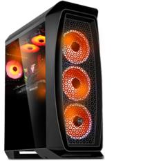 PC Gamer - Ryzen 5 5600X, AMD RX 6700XT (12 Go), 16Go RAM (3200), 1 To SSD NVMe, Alim Bequiet! 600W, B550M WIFI, PureRock Slim, Windows 10