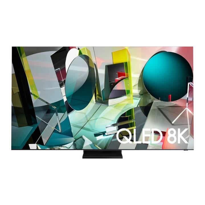 "TV 75"" Samsung QE75Q950T - Smart TV, QLED, Ultra HD 8K (Frontaliers Suisse)"