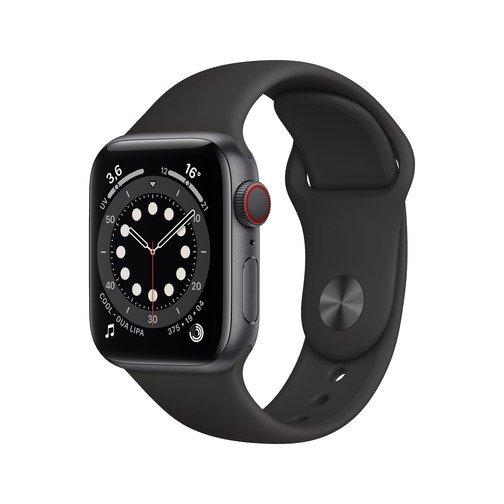 Montre connectée Apple Watch Series 6 Cellular - 40 mm
