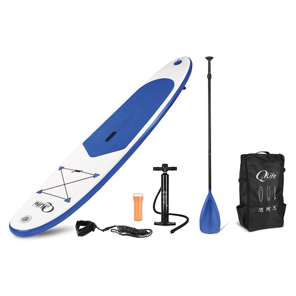 Paddle gonflable Supboard 305cm/10cm à 124.95€ et 320cm/15cm à 199€