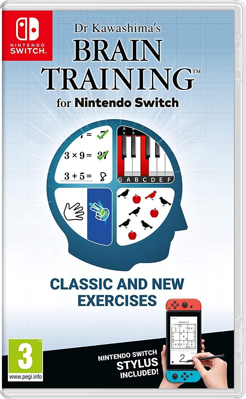 Programme d'entraînement cérébral du Dr Kawashima sur Nintendo Switch (Frais d'importation inclus)