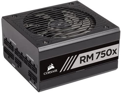 Alimentation PC modulaire Corsair RM750X - 80+ Gold, 750W